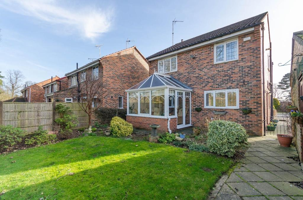 3 Bedrooms Detached House for sale in Kingfisher Reach, Boroughbridge
