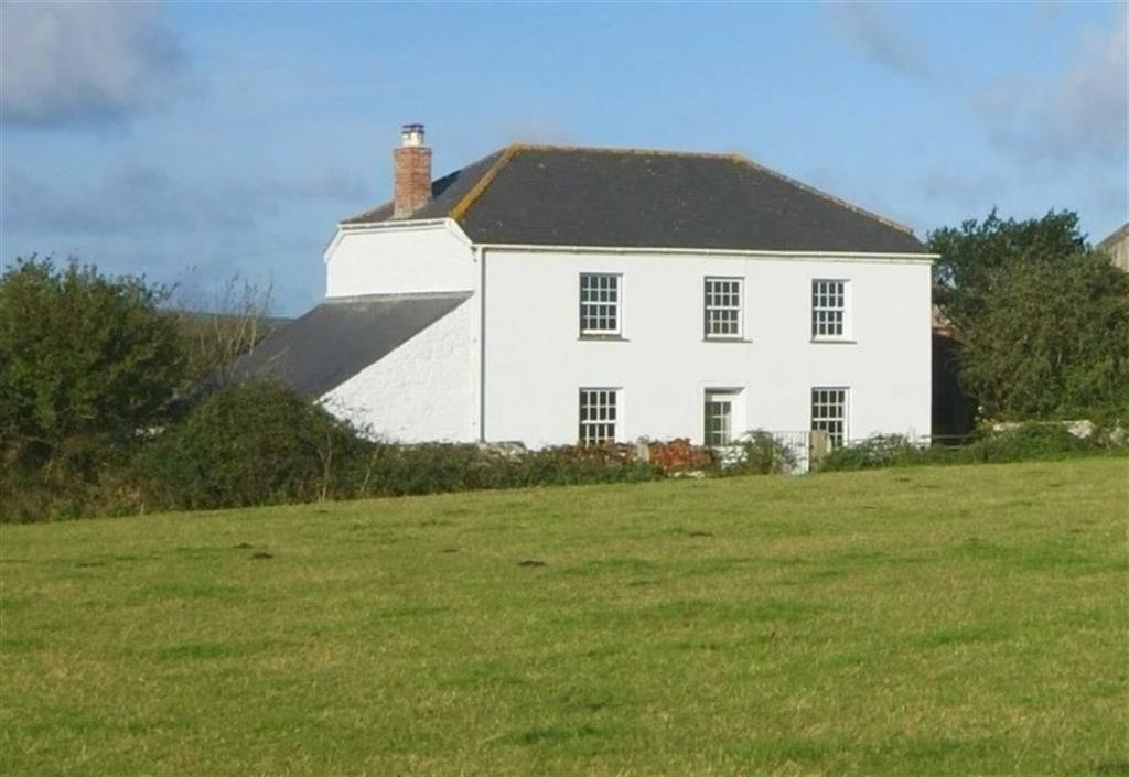 4 Bedrooms Detached House for sale in Ponsanooth, Truro, Cornwall, TR3