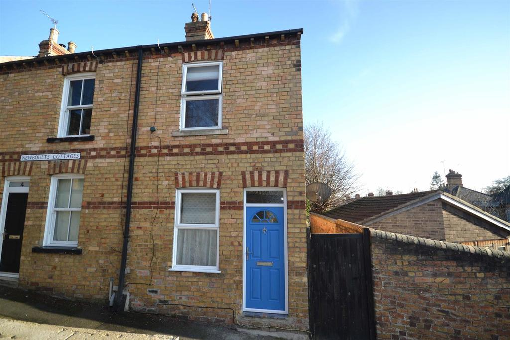 2 Bedrooms End Of Terrace House for sale in Radcliffe Road, Stamford