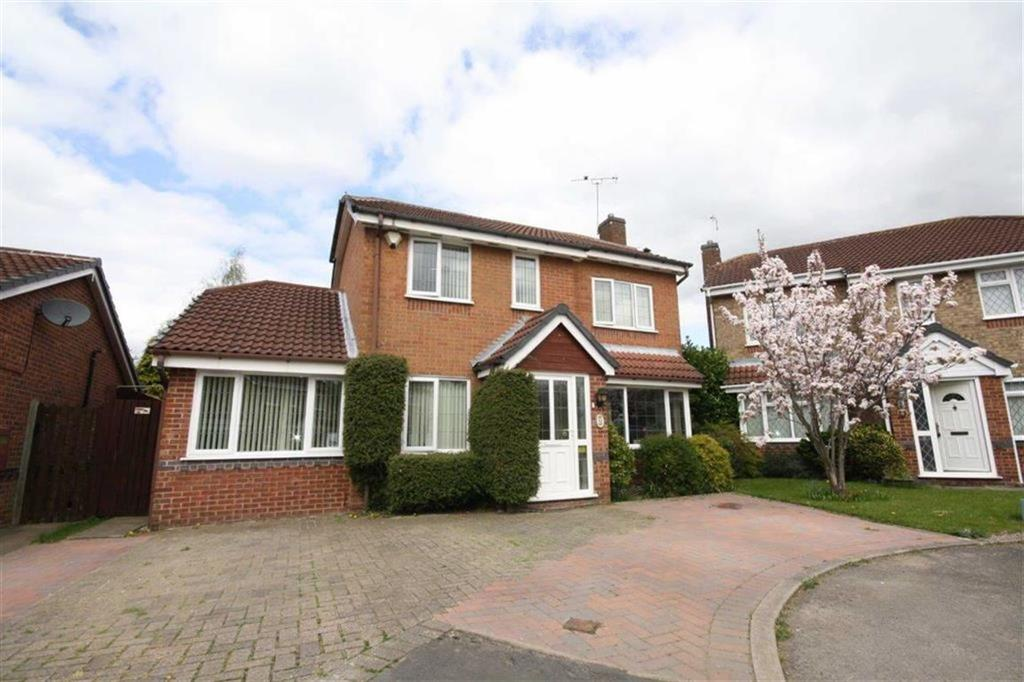 5 Bedrooms Detached House for sale in Lamorna Close, Horeston Grange, Nuneaton