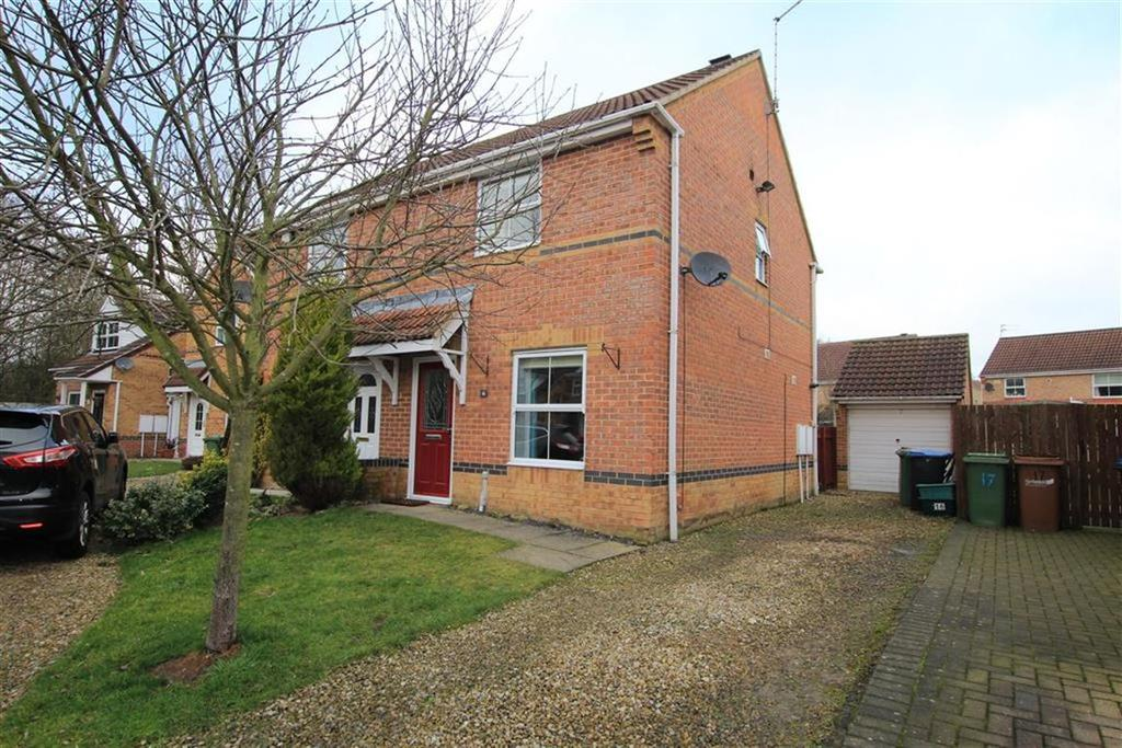 2 Bedrooms Semi Detached House for sale in Raddive Close, Newton Aycliffe, County Durham