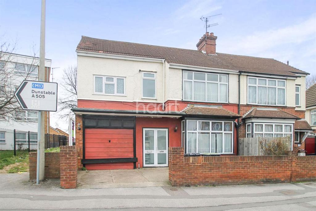7 Bedrooms End Of Terrace House for sale in Seven Bedroom HMO on Dunstable Road