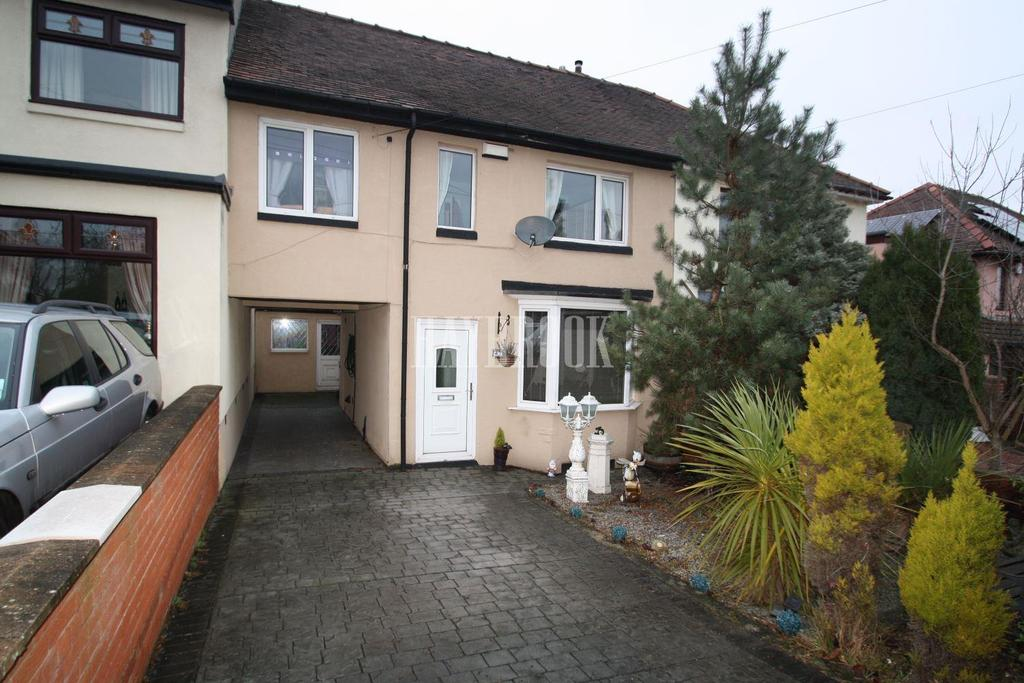 3 Bedrooms Terraced House for sale in Carson Mount, Gleadless, S12