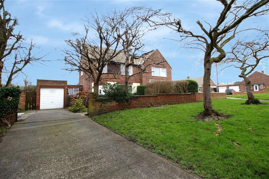 3 Bedrooms Semi Detached House for sale in Horsley Avenue, Shiremoor