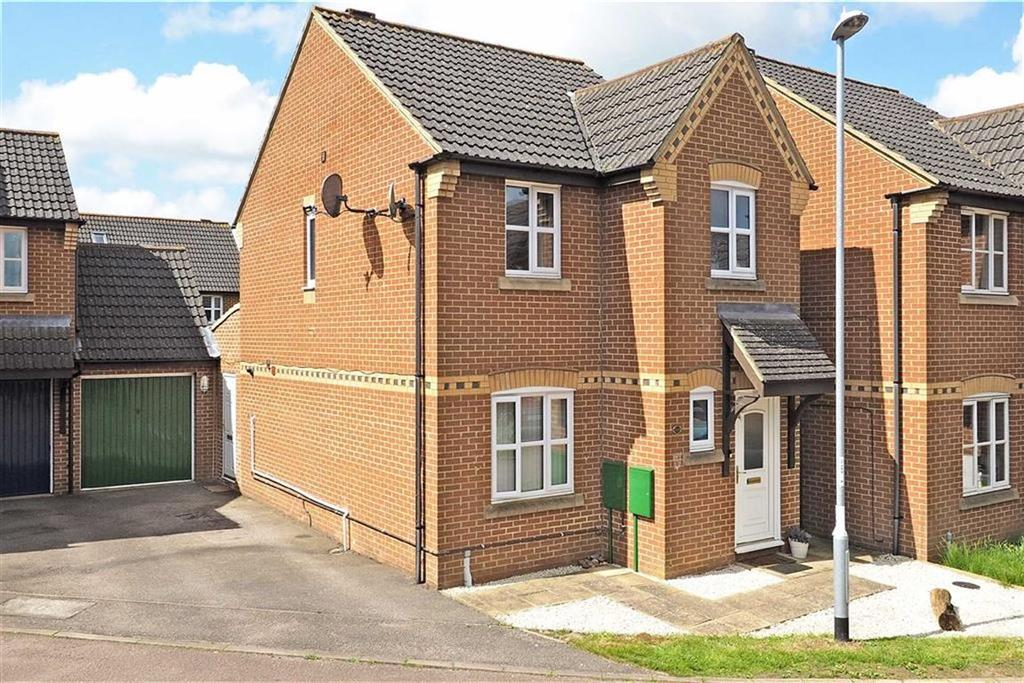 4 Bedrooms Detached House for sale in 60, Hanover Drive, Brackley