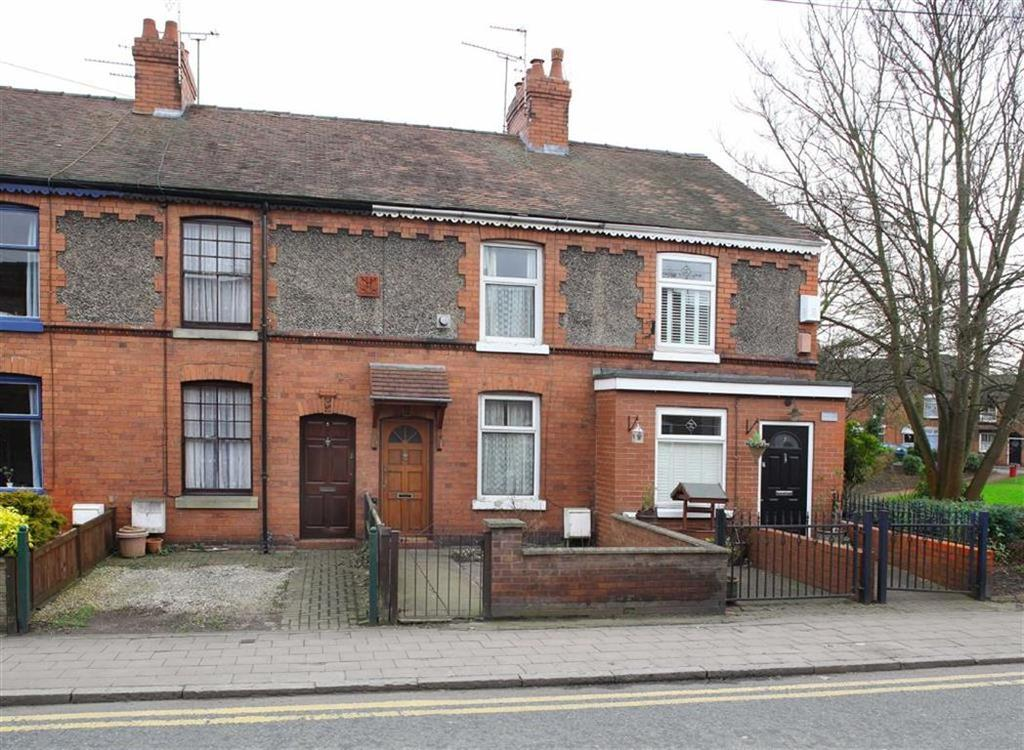 3 Bedrooms Terraced House for sale in Millstone Lane, Nantwich, Cheshire