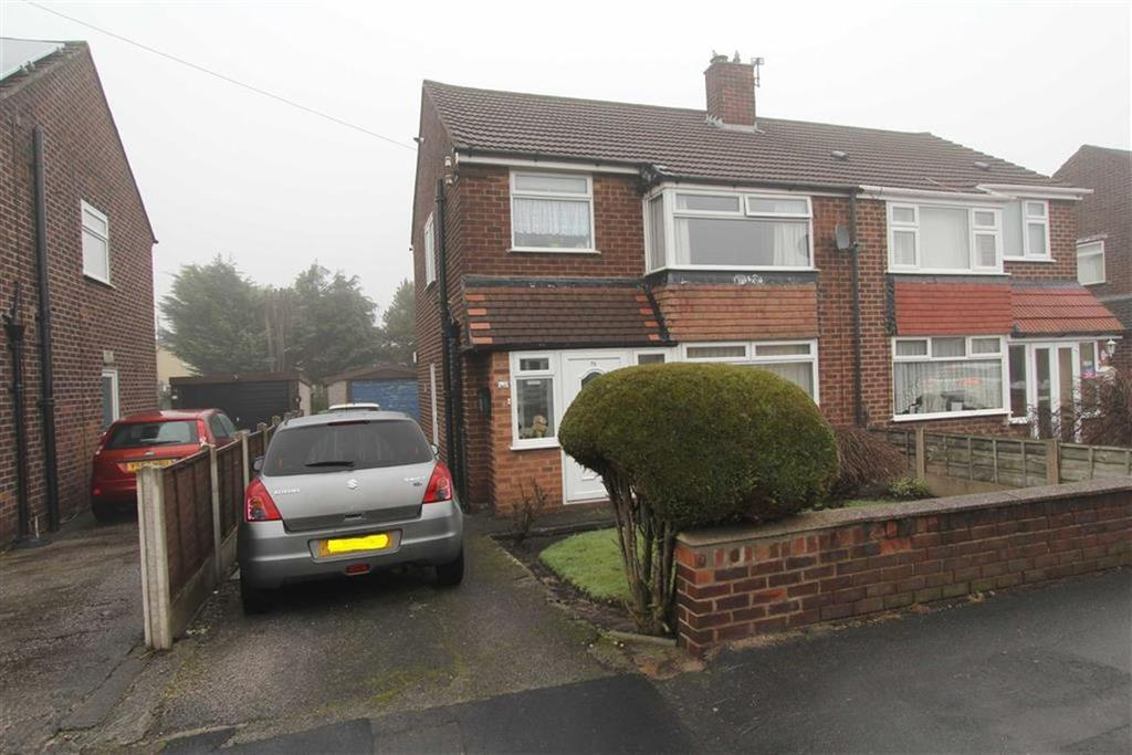 3 Bedrooms Semi Detached House for sale in Pelham Road, Thelwall