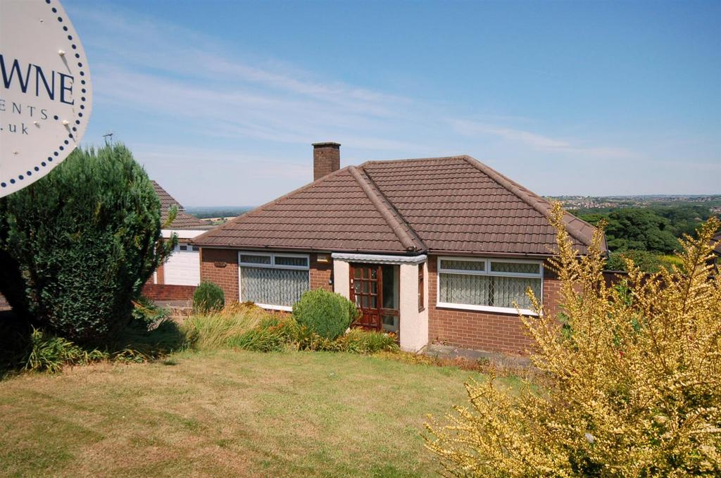 2 Bedrooms Detached Bungalow for sale in Chester Road, Talke