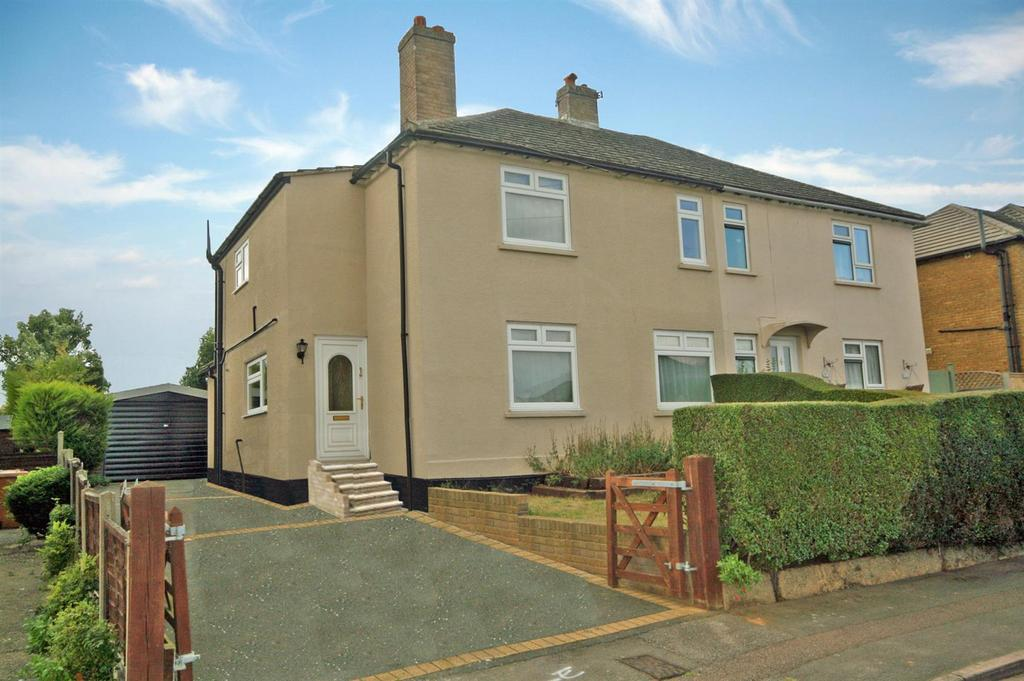 3 Bedrooms Semi Detached House for sale in Croft Road, Ware