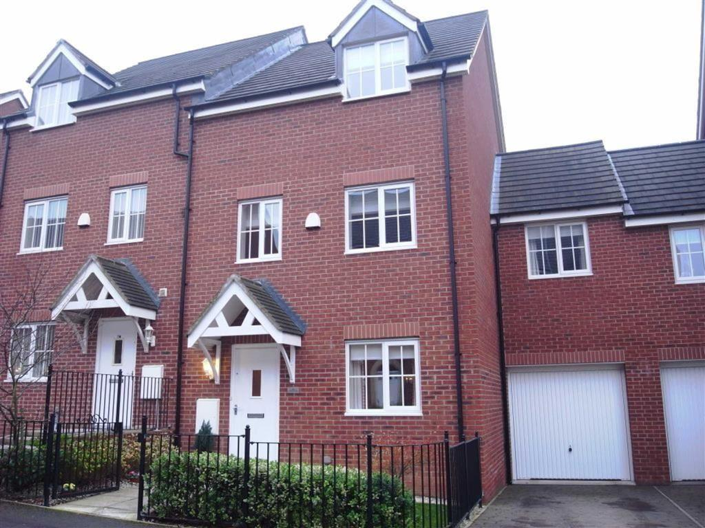 3 Bedrooms Town House for sale in Glaisdale Court, Darlington