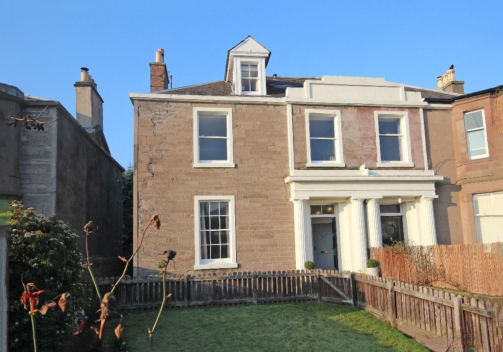 4 Bedrooms Town House for sale in King Street, Perth, Perthshire, PH2 8JB