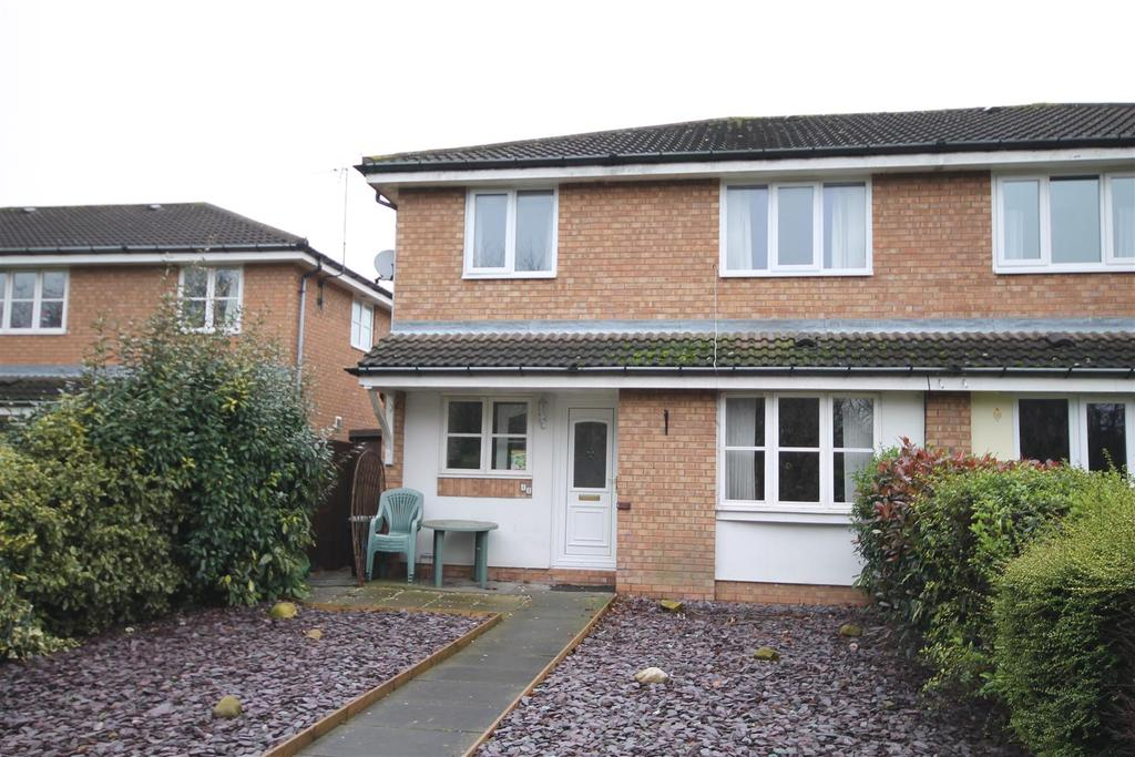2 Bedrooms Terraced House for sale in Redmire Close, Darlington