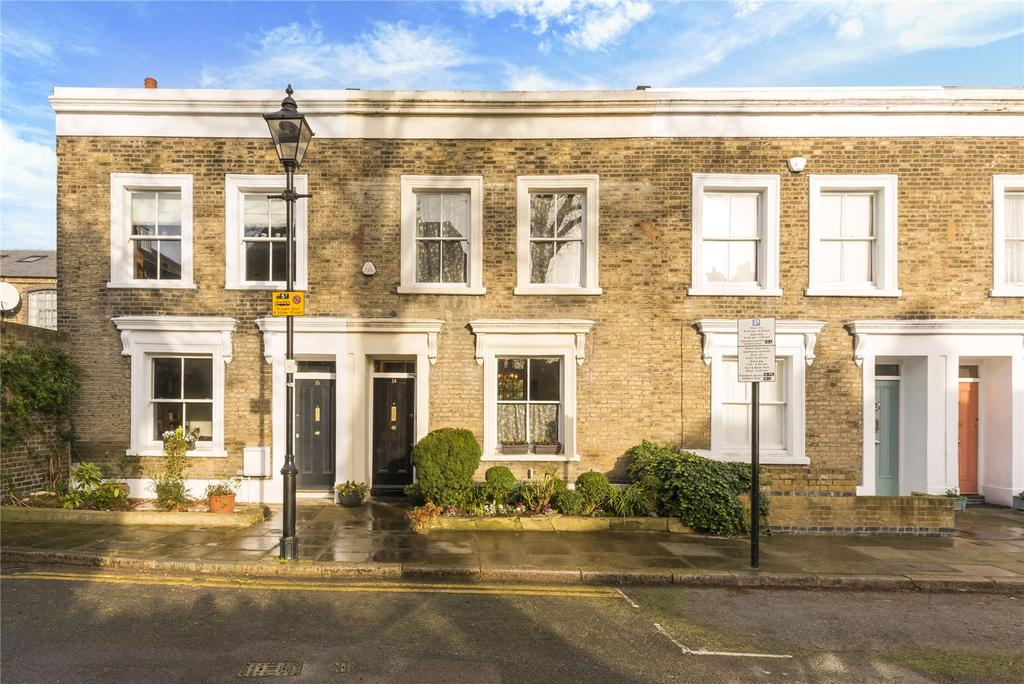 3 Bedrooms Terraced House for sale in Northampton Grove, Canonbury, London