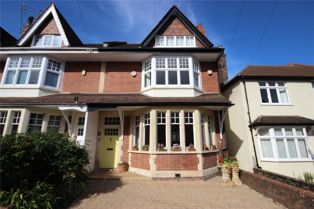 5 Bedrooms End Of Terrace House for sale in Downs Park East, Westbury Park, Bristol, BS6