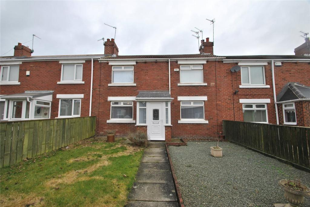 2 Bedrooms Terraced House for sale in Rutland Street, Seaham, Co Durham, SR7