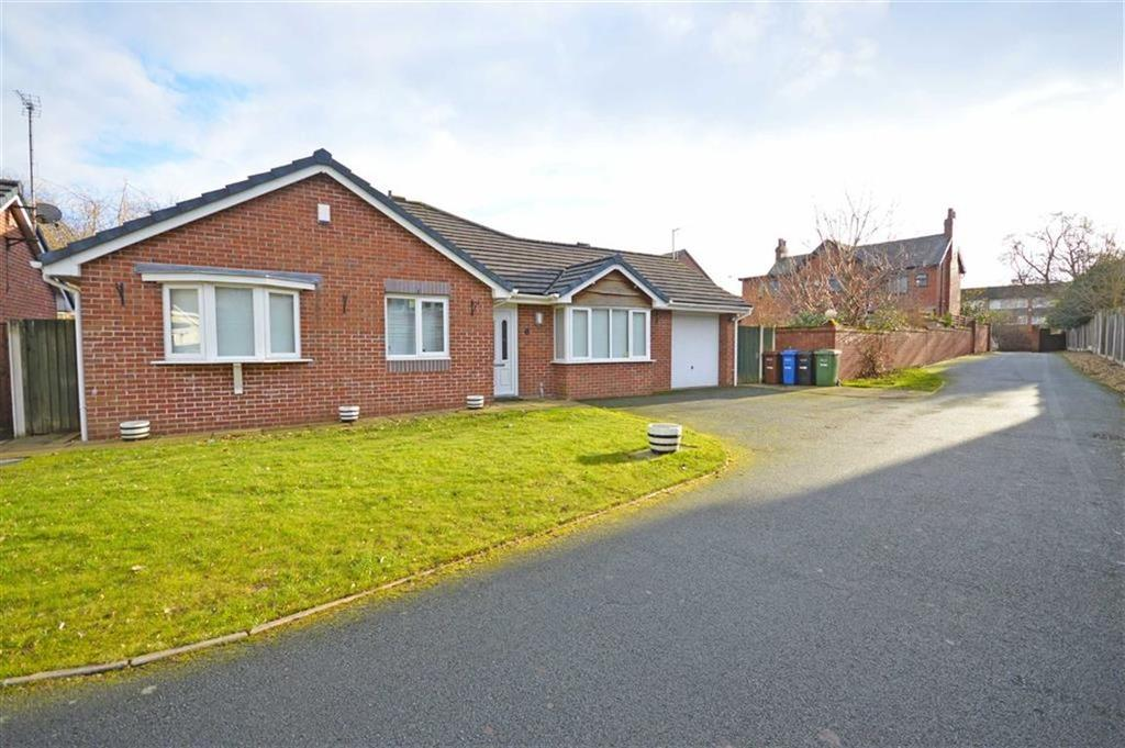 3 Bedrooms Detached Bungalow for sale in Willow Bank Close, Offerton, Cheshire
