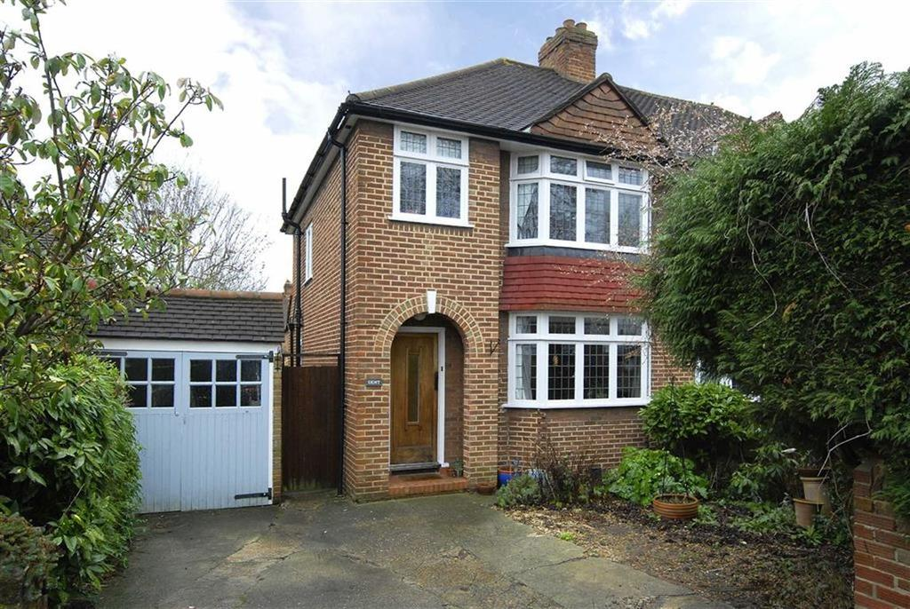 3 Bedrooms Semi Detached House for sale in Everard Avenue, Hayes, Kent