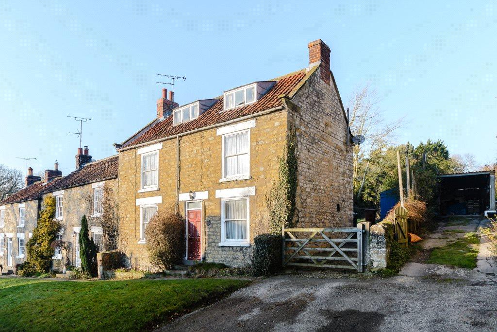 4 Bedrooms Detached House for sale in West End, Ampleforth, York, North Yorkshire, YO62