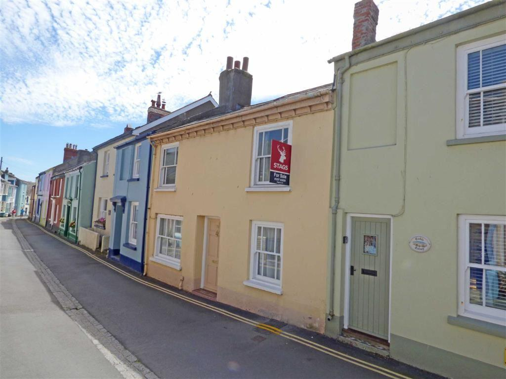 3 Bedrooms Semi Detached House for sale in Irsha Street, Appledore, Bideford, Devon, EX39