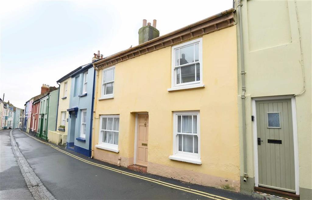 3 Bedrooms Semi Detached House for sale in Irsha Street, Appledore, Bideford, Devon, EX39