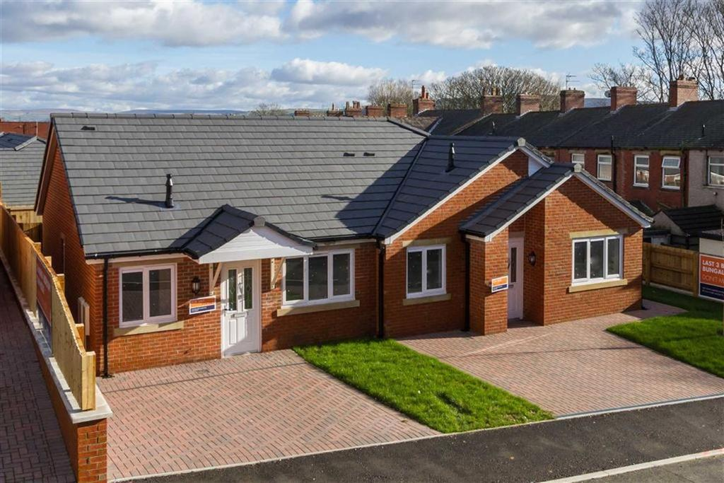 2 Bedrooms Semi Detached Bungalow for sale in Mill Gardens, Great Harwood, Lancashire