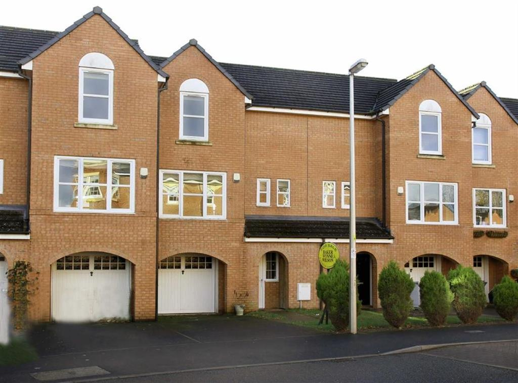 3 Bedrooms Town House for sale in Lambert Crescent, Nantwich, Cheshire