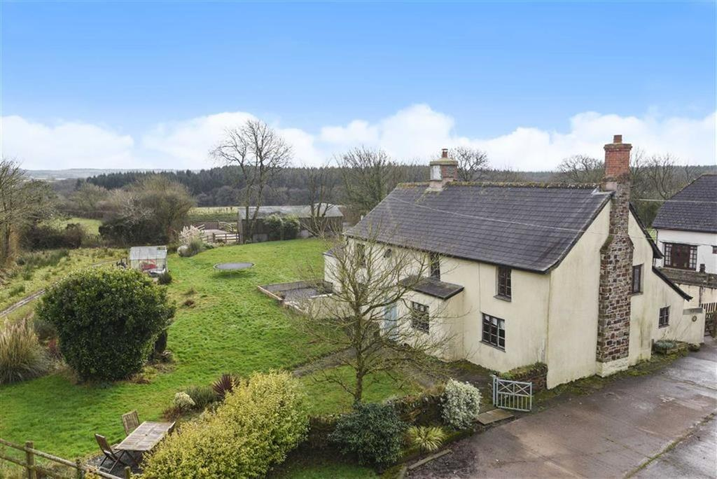 4 Bedrooms Detached House for sale in Ashwater, Beaworthy, Devon, EX21