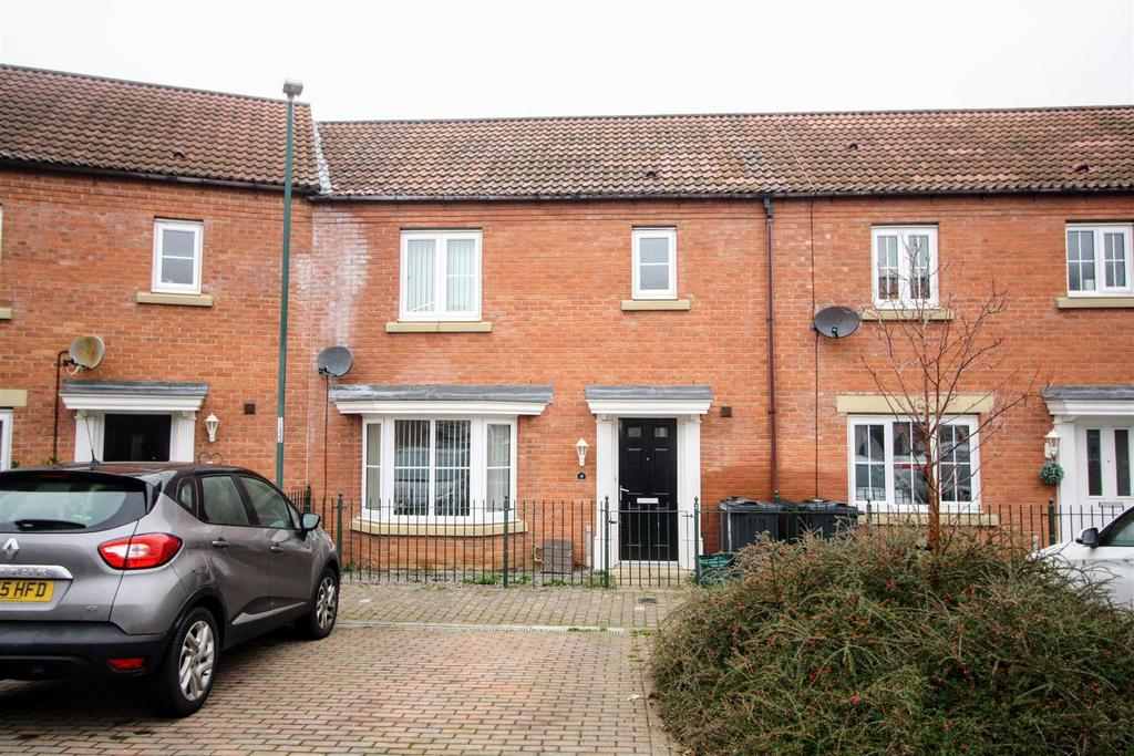 3 Bedrooms Terraced House for sale in Rainhill Way, Darlington
