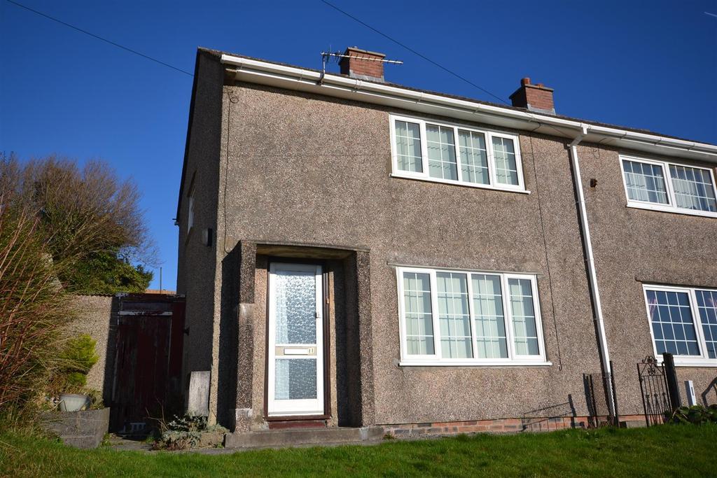 2 Bedrooms Semi Detached House for sale in Prosser Close, Carmarthen