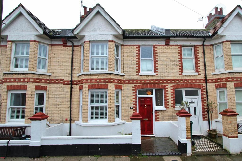 3 Bedrooms Terraced House for sale in St. Leonards Avenue