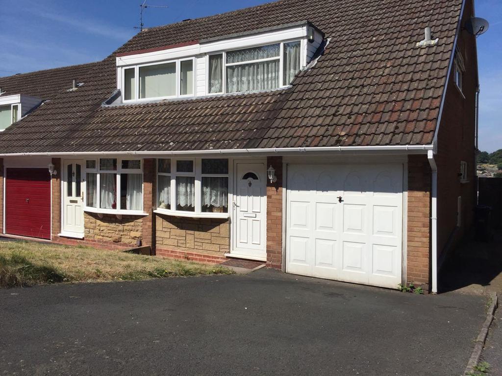 3 Bedrooms Semi Detached House for sale in Whitestone Road, Halesowen