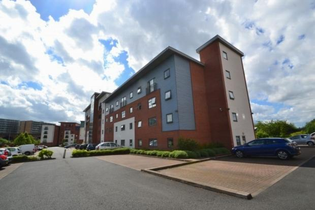 2 Bedrooms Apartment Flat for sale in Woden Street Salford Manchester M5 4UE