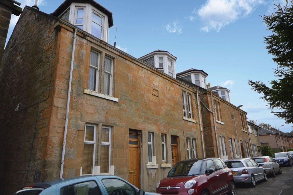 2 Bedrooms Flat for sale in Flat 1/2, 43 Victoria Street, Kirkintilloch, Glasgow, G66 1LG