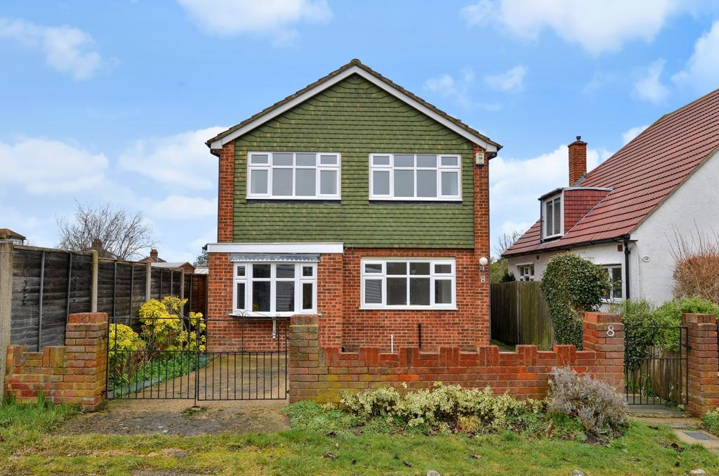 4 Bedrooms Detached House for sale in Lavender Way Shirley CR0