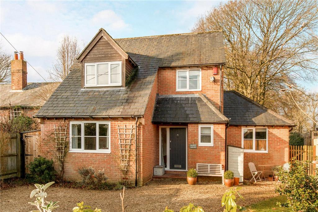 4 Bedrooms Detached House for sale in Norris Lane, Chaddleworth, Newbury, Berkshire, RG20