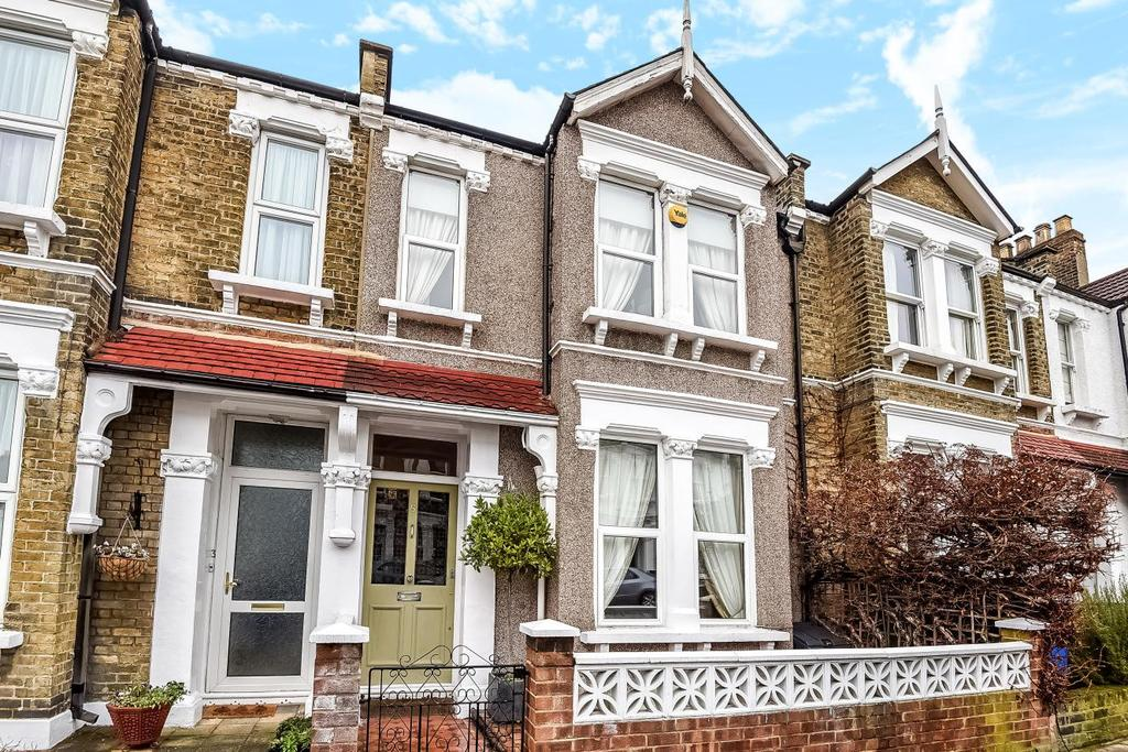 3 Bedrooms Terraced House for sale in Homeleigh Road, Nunhead, SE15