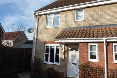 3 bedroom semi-detached house to rent - 16 Janet Hadenham Close