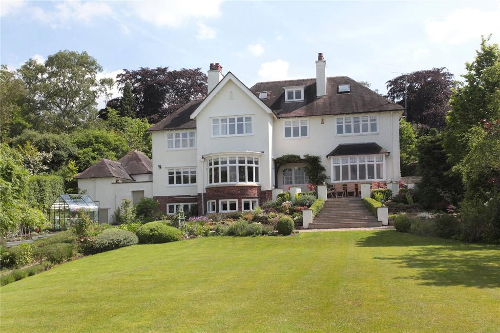 5 Bedrooms Detached House for sale in Congleton Road, Alderley Edge, Cheshire, SK9