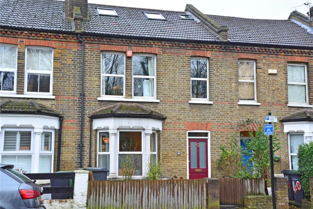 4 Bedrooms Terraced House for sale in Springbank Road, Hither Green, London, SE13