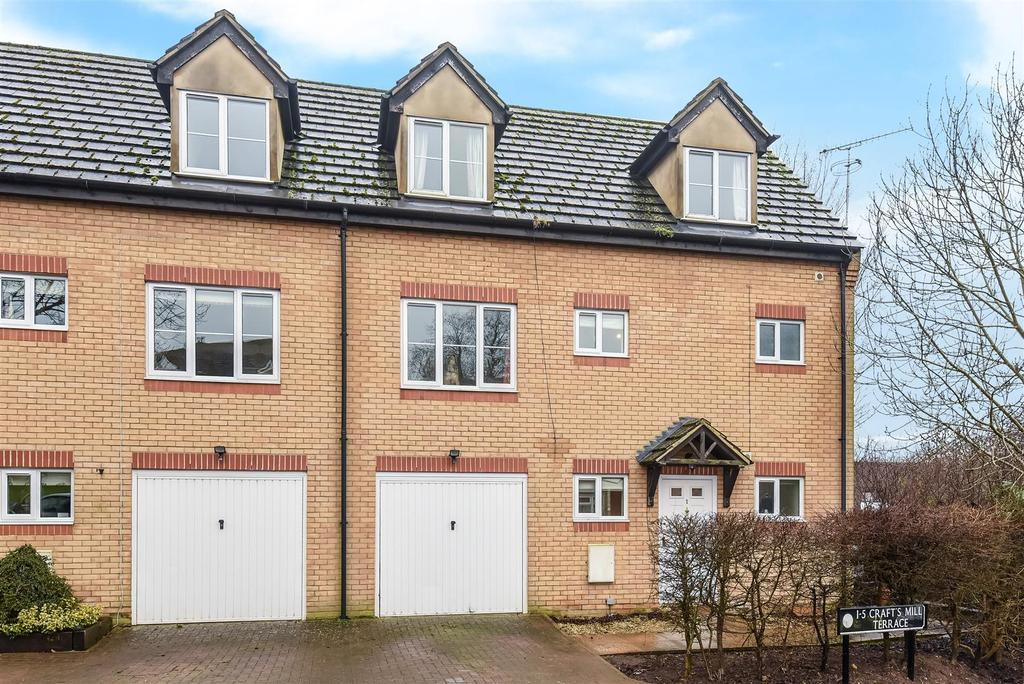 4 Bedrooms End Of Terrace House for sale in Lewis Road, Chipping Norton