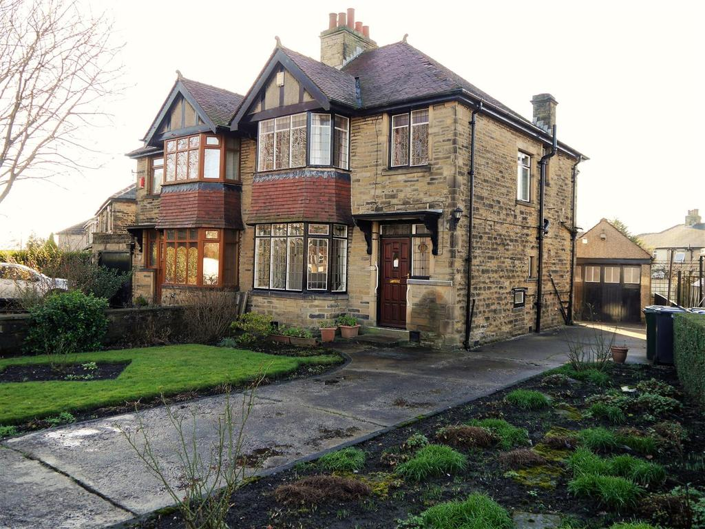 3 Bedrooms Semi Detached House for sale in Reevylands Drive, Wibsey, Bradford, BD6 3QH