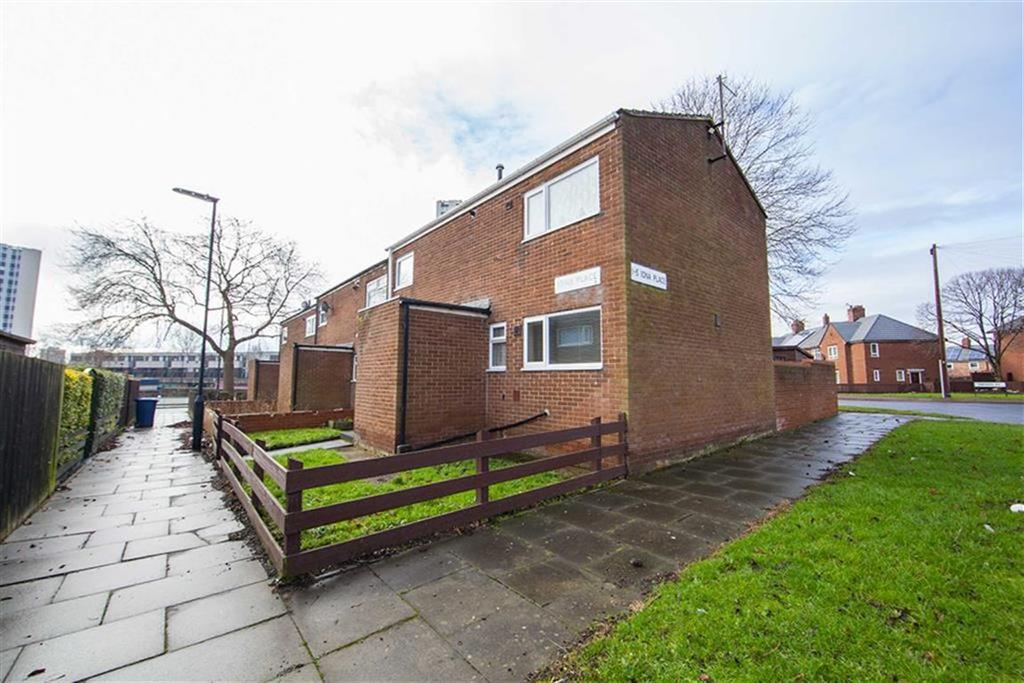 3 Bedrooms Terraced House for sale in Iona Place, Walker, Newcastle Upon Tyne, NE6