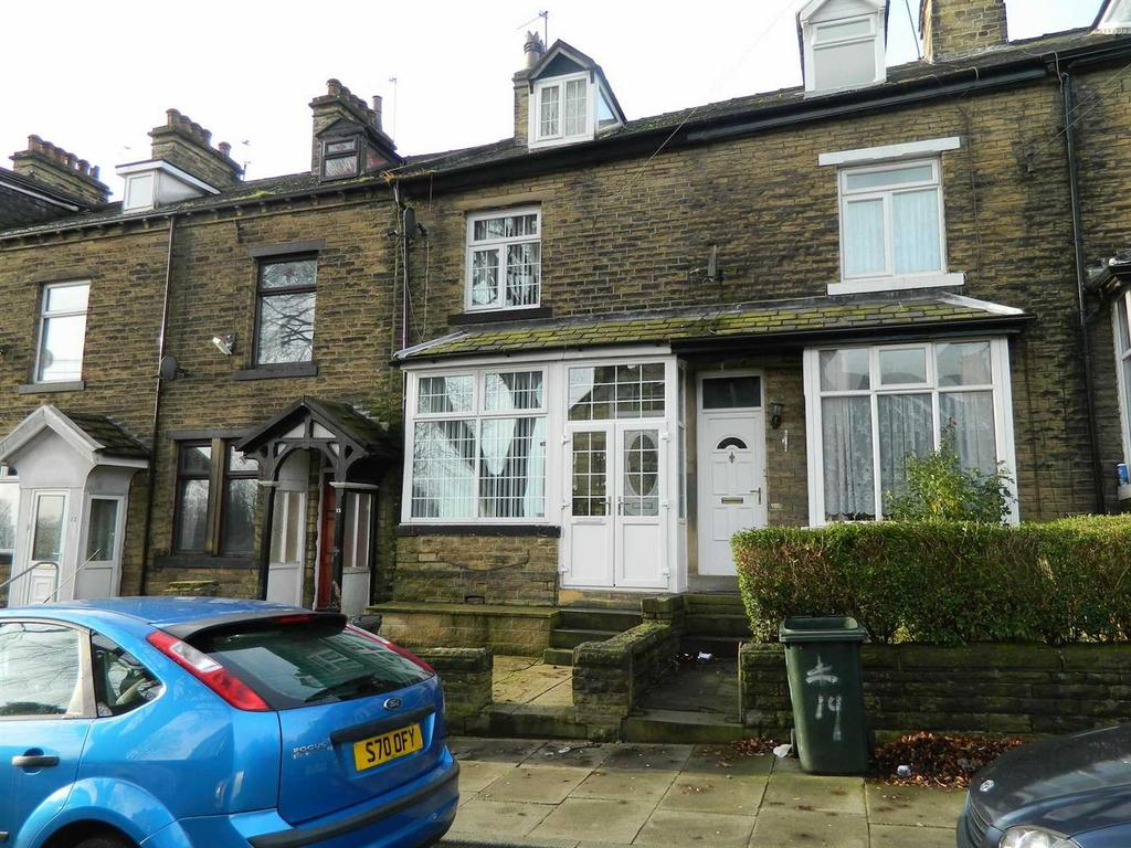 4 Bedrooms Terraced House for sale in Spring Gardens Road, Heaton BD9