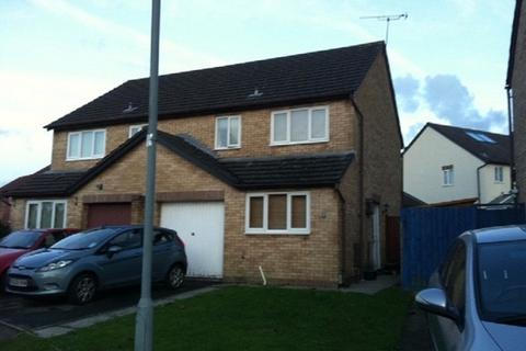 3 bedroom semi-detached house to rent - Ffordd Butler, Gowerton, Swansea.  SA4 3GQ