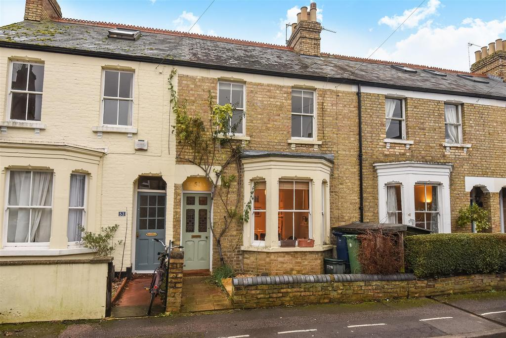 2 Bedrooms Terraced House for sale in Randolph Street, East Oxford