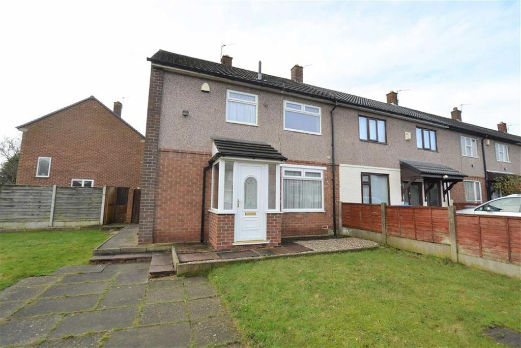 2 Bedrooms End Of Terrace House for sale in Wood Lane, Manchester