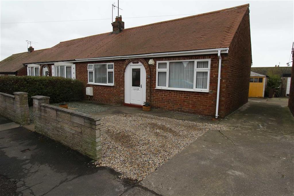 2 Bedrooms Semi Detached Bungalow for sale in Bempton Crescent, Bridlington, YO16