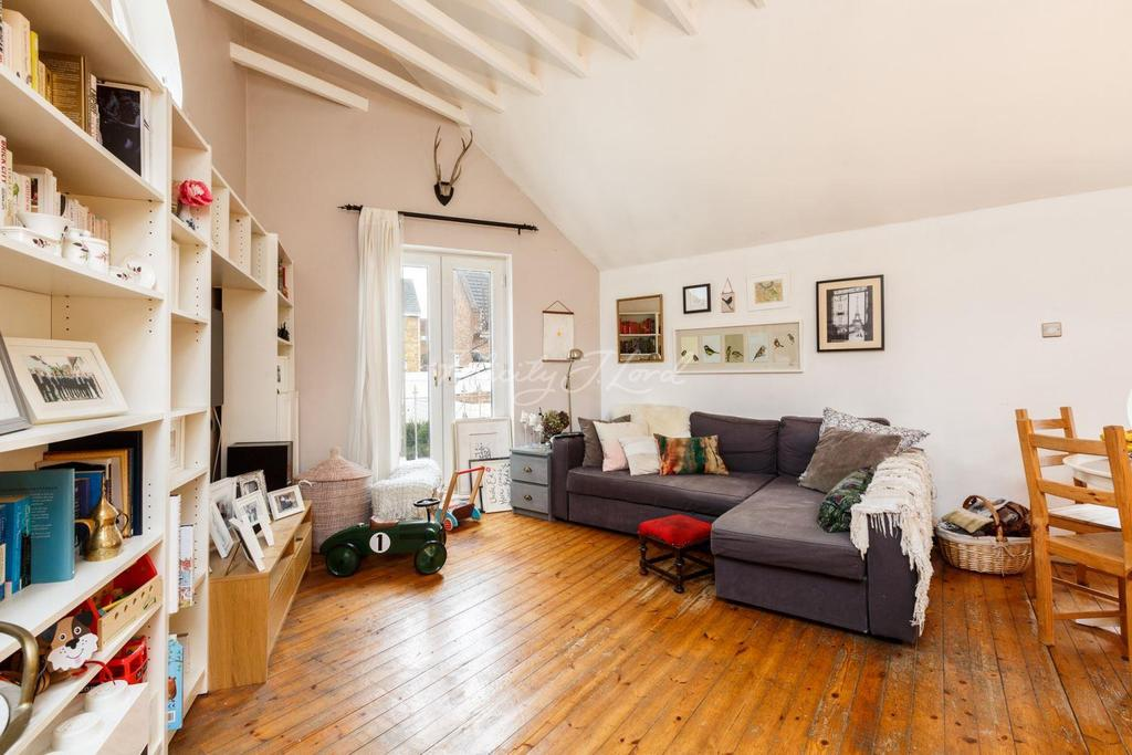 2 Bedrooms End Of Terrace House for sale in Robinscroft Mews, Greenwich, SE10 8DN