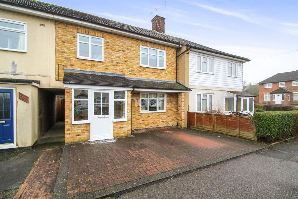 3 Bedrooms Terraced House for sale in Rossington Avenue, Theobald Street, Borehamwood