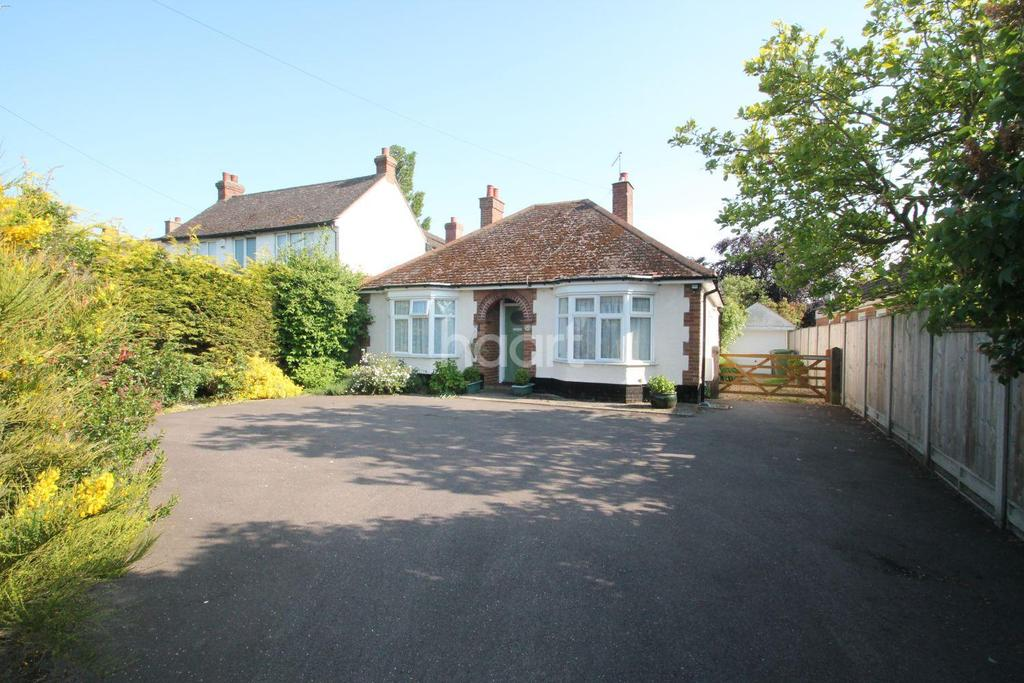 2 Bedrooms Bungalow for sale in Bushmead Road, Eaton Socon
